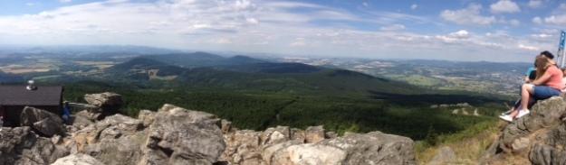 Ještědský panorama...krása