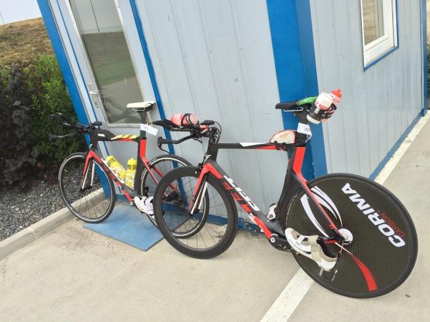 Machines ready to race! Tri-Pujcovna.cz to jistí...