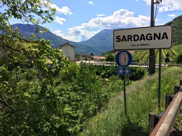 Ve stopách Charlyho Gaula: Etapa Gira - Trento - Sardagna - Monte Bondone